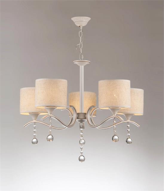 A2544 люстра подвесная Модерн, производитель Wink, количество лампочек 5, цоколь E27. Люстры, светильники, споты, бра, лампы недорого в Москве.
