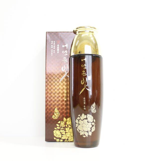 Антивозрастная эмульсия на основе растительных экстрактов / Ye Dam Yun Bit Yun Jin Gyeol Moisturizer