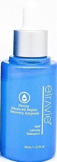 Humedix Elravie Derma Advanced Repair Recovery Ampoule 45ml - Антивозрастная ампула-сыворотка для чувствительной кожи 45мл
