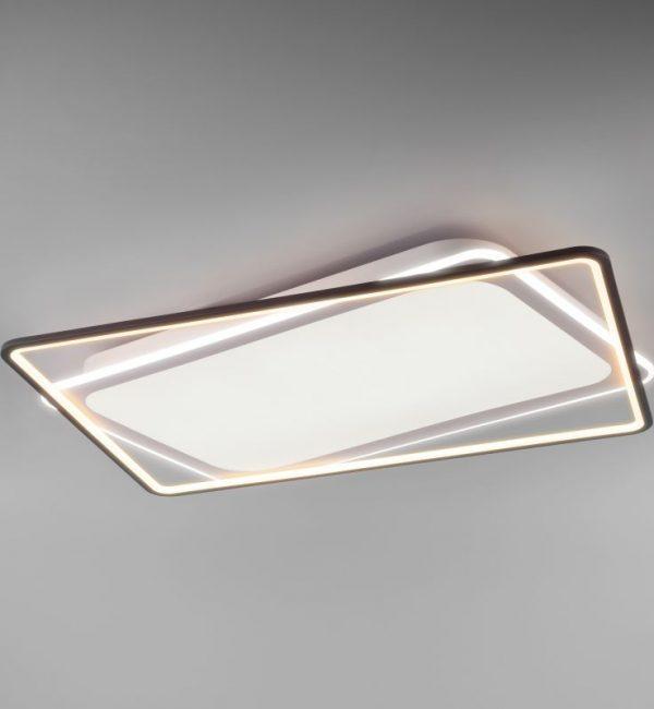 Потолочный светильник Eurosvet Shift 90157/2 белый