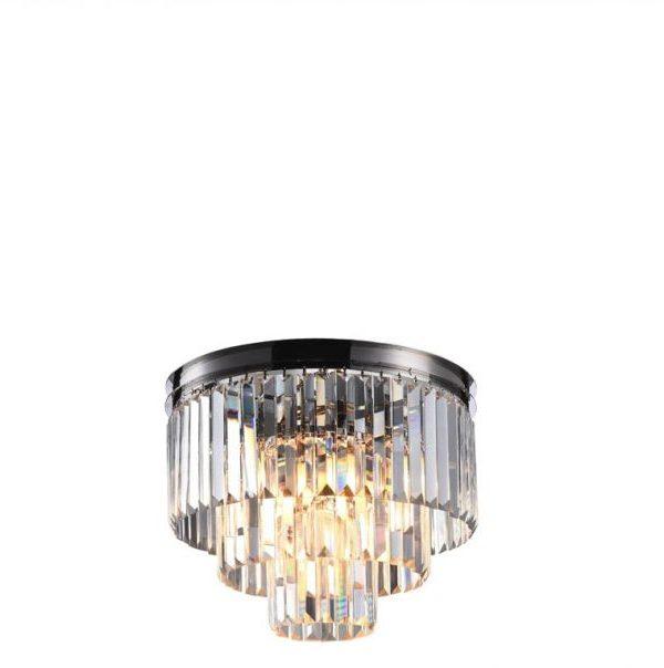 Потолочный светильник Newport 31100 31106/PL nickel