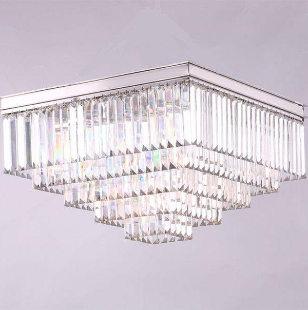 Потолочный светильник Newport 31112/PL nickel